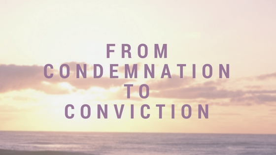 From condemnation to conviction
