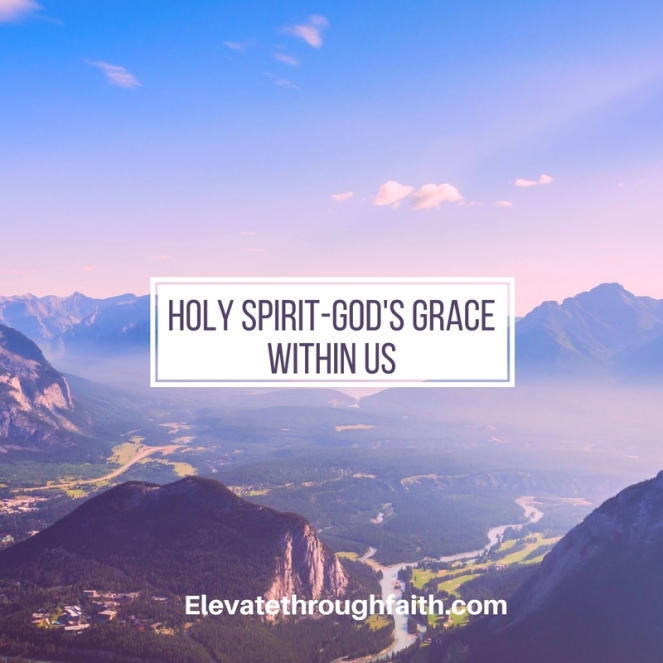 Holy Spirit-God's GraceWithin US
